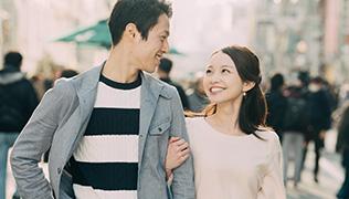 大阪・泉州中心に婚活ができる